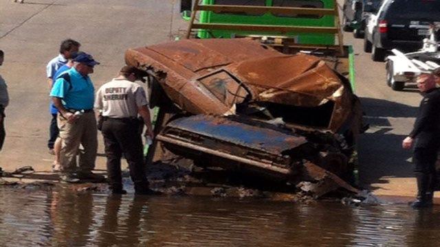 Investigators Work To ID Foss Lake Skeletons