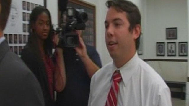 Expelled OSU Student Arraigned On Gun Charges Relating To Hazing