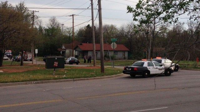Police Investigate Shooting At NE Oklahoma City Park