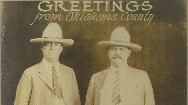 Oklahoma Co. Sheriff's Office Needs Help With History Project