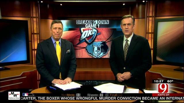 Oklahoma Ford Sports Blitz: April 20