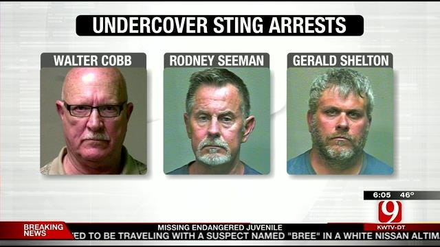 Seven Arrested During Undercover Sex Sting At Hobie Point