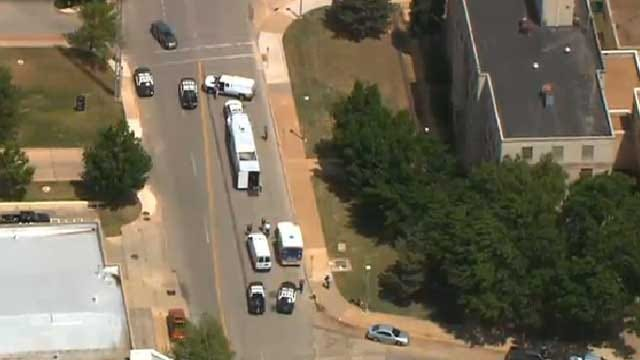 'All Clear' Given After Suspicious Package Found In Downtown OKC
