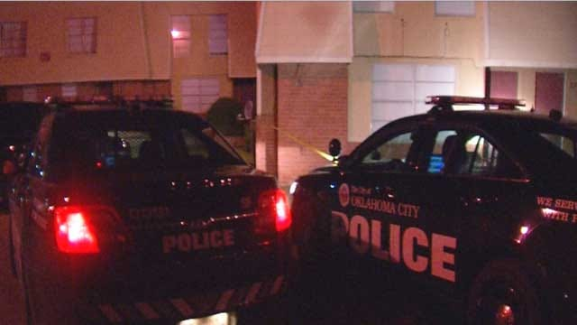 OKC Man Stabbed During Alleged Apartment Break-In
