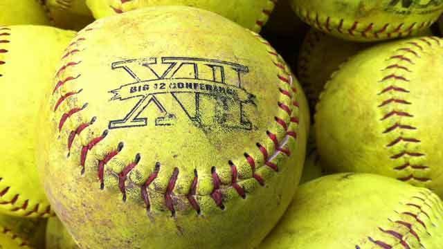 College Softball: OU Run-Rules Arkansas, Tulsa Shuts Out OSU