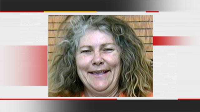 Woman Arrested For Threatening Police After Crash In Chickasha