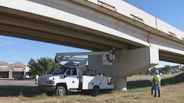 ODOT Concerned About Earthquakes' Effect On Oklahoma Bridges