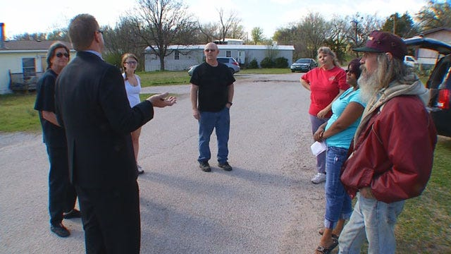 New Info. On Shawnee Mobile Home Park's Uranium-Tainted Water