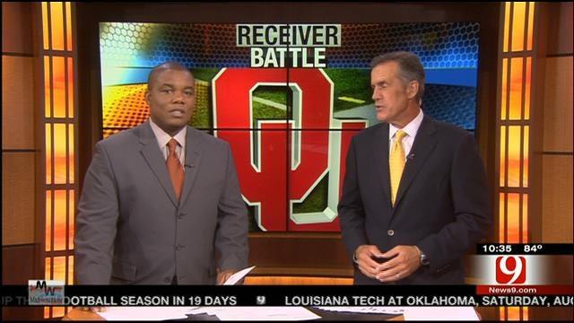Oklahoma Ford Sports Blitz: August 10