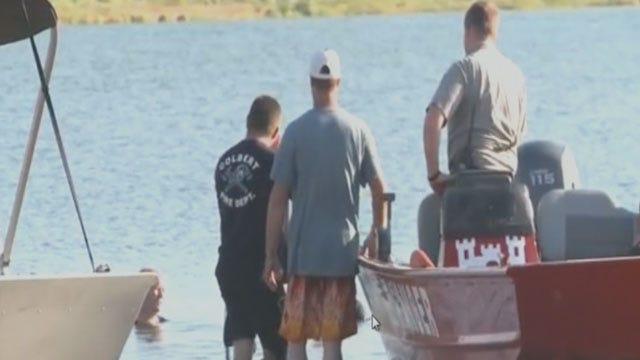 Teenager Drowns In Lake Texoma