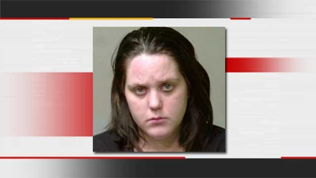 OKC Mother Accused Of Breaking Jaw Of 3-Year-Old Daughter