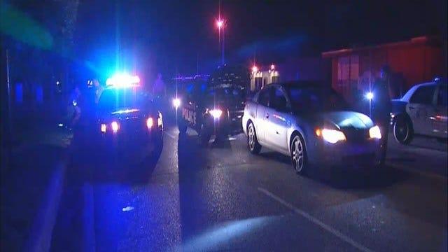 OKC Police Arrest Rape Suspect Following Chase