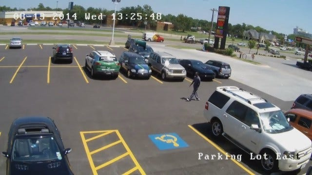 Woman Speaks Out After Man Robs Her At Gunpoint In OKC