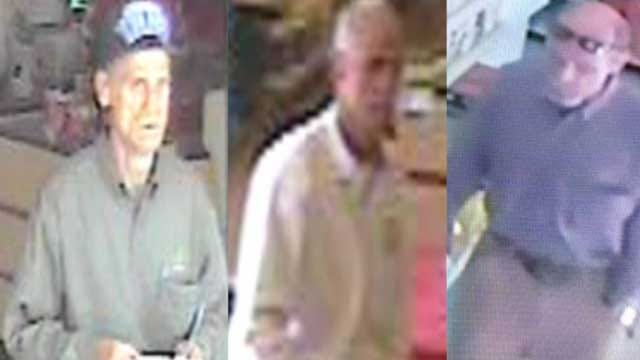 Bethany Police Search For Suspect In Stolen Check Scheme