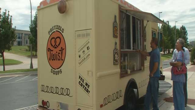 City Council Approves Yearly Permits To Food Truck Vendors