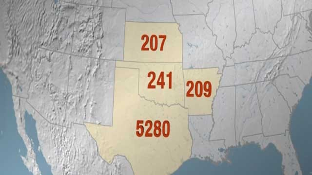 HHS Releases Current Number Of Undocumented Children In Oklahoma