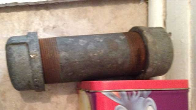 Authorities Dispose Of Possible Pipe Bomb Found At Del City Home