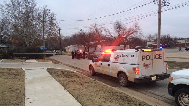 Authorities: Homeowner Shoots Robbery Suspect At NW OKC Home
