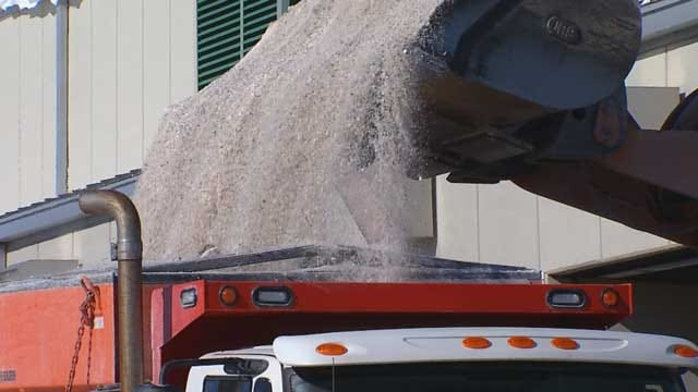 Road Crews, Shelters Prepping For First 2014 Winter Storms