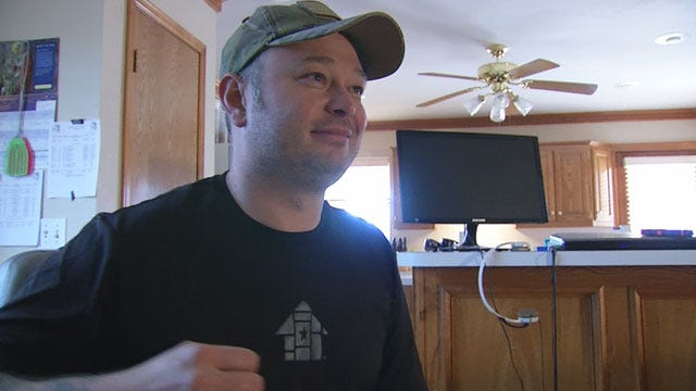 Hollywood Actor To Build Home For Wounded OK Veteran