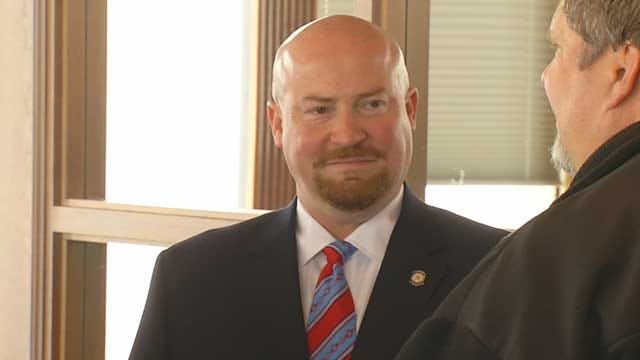 Political Tuesday: Dorman Enters Governor's Race, Shannon Steps Down