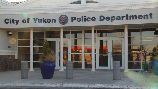 Yukon Police Officer Involved In Deadly Auto-Ped Accident