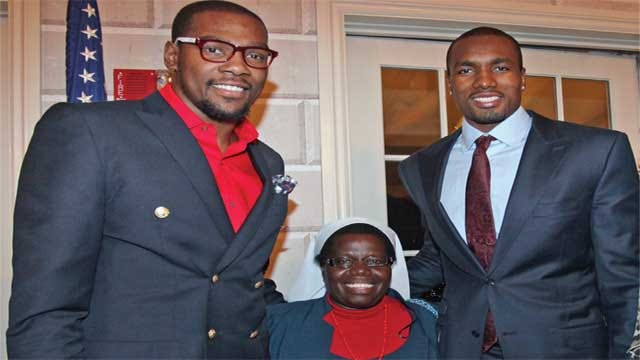 Serge Ibaka To Host 2nd Annual Pros For Africa Banquet