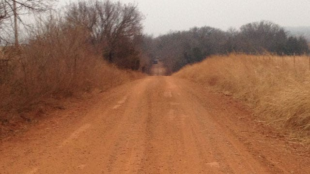 OSBI Investigating Burned Body Discovered In Rural Logan County