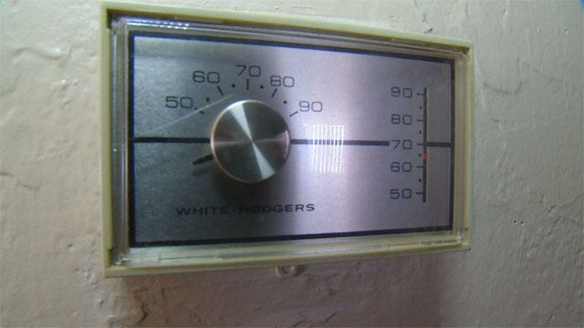 Midwest City Residents Deal With No Heat At Apartment Complex