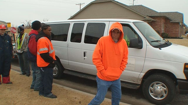 Oklahoma Work Program Helps Get Former Inmates Back On Their Feet