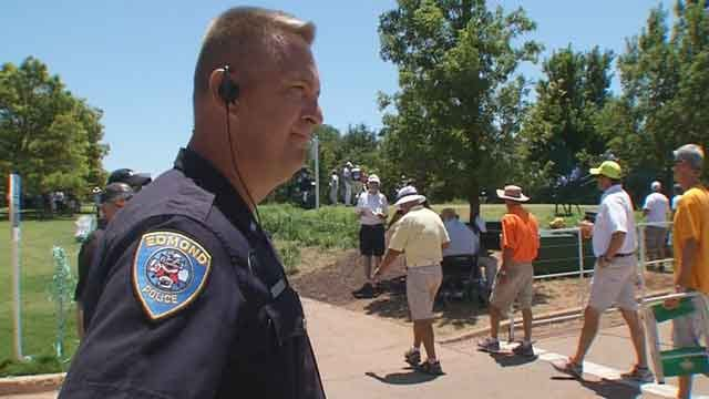 Law Enforcement Cracks Down On Crime At U.S. Senior Open In Edmond