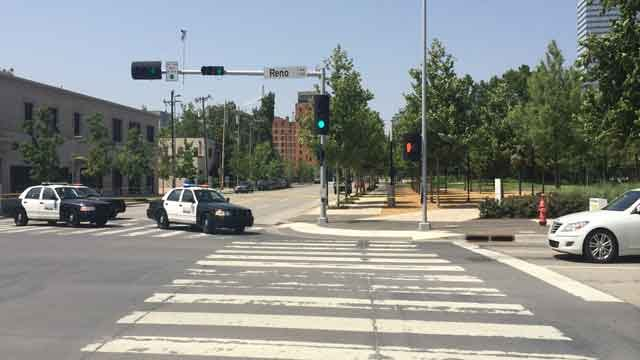 Authorities Give 'All Clear' After Suspicious Package Found In Downtown OKC