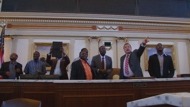 Kenyan Officials Travel To Oklahoma To Learn About Government, Agriculture
