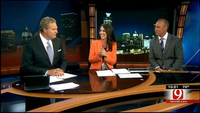News 9's Amanda Taylor Makes Big Announcement On Newscast