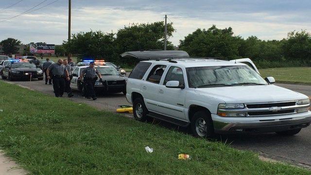 Police Investigate Shooting In Northwest Oklahoma City