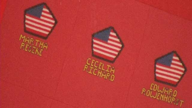 Terrorism Memorial Flag Needs New Home