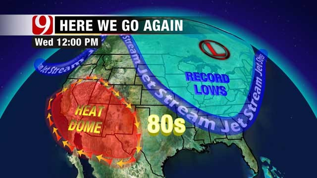 Another Unseasonable Cold Front Arrives Next Week