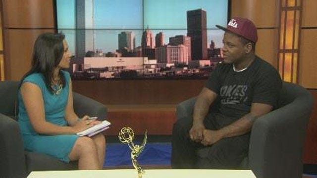 Hip Hop Artist Wins Emmy For Work Promoting Science Museum Oklahoma