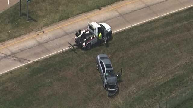 Traffic Crash Turns Into Wild Carjacking In SW OKC