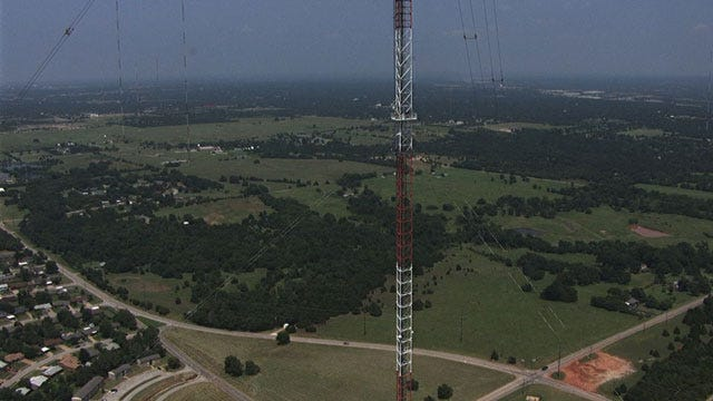 End of An Era: KWTV To Take Down Historic Broadcast Tower