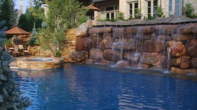 High Dollar Dives Of Oklahoma: East Metro Resort Style Backyard