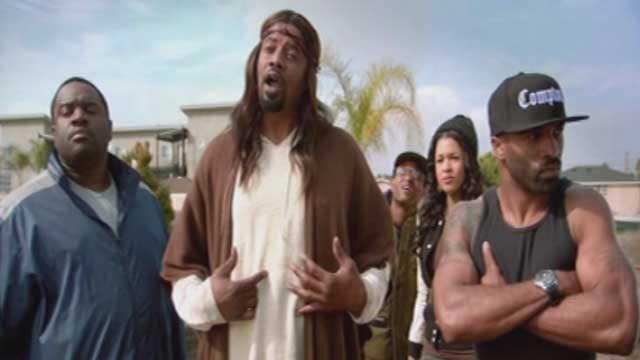 New Comedy Series 'Black Jesus' Stirs Controversy