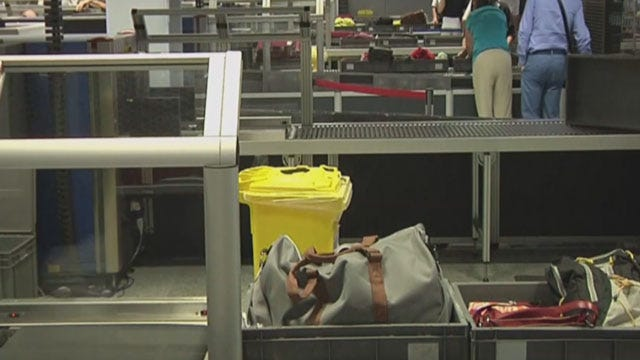 TSA: Loaded Gun Found In Passenger's Carry-On At Will Rogers Airport
