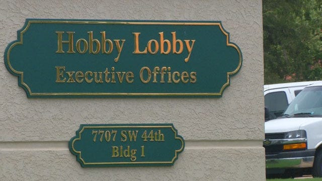 Supreme Court Expected To Rule On Hobby Lobby Case