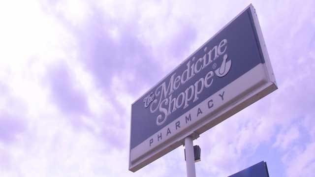 Chickasha Pharmacy Break-In Caught On Camera