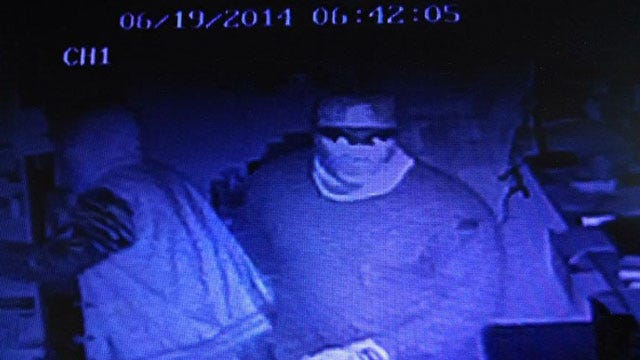 Suspects Sought In Attempted Burglary At Chickasha Drug Store