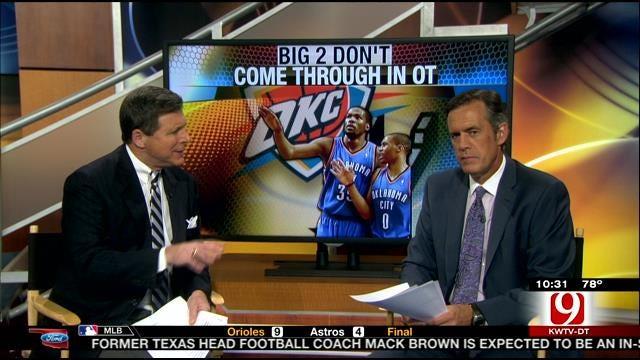 Oklahoma Ford Sports Blitz: June 1