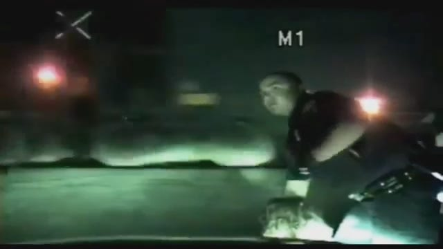 Caught On Camera: Texas Officer Saves Woman From Oncoming Train