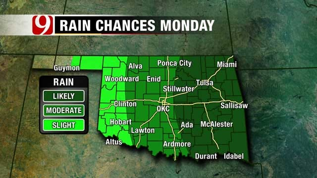 Round Three Of Overnight Storms Expected, Excellent Rainfall Totals So Far