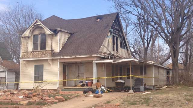 Teenager, 15, Killed In Guthrie House Fire